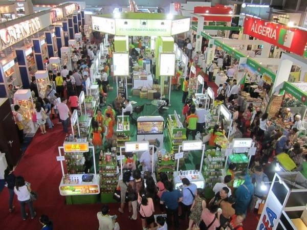Participated in INTERFOOD INDONESIA 2014