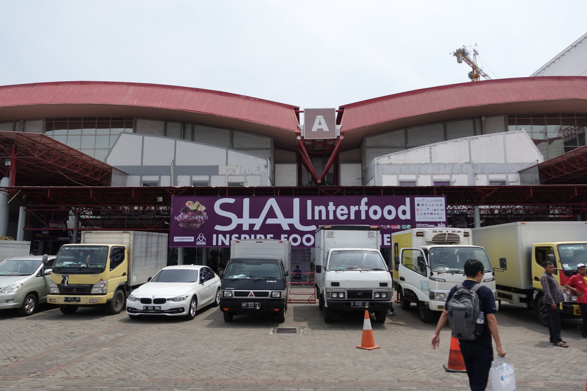 Participated in SIAL Interfood 2017